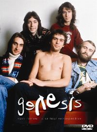 Cover Genesis - Rock Review - A Critical Retrospective [DVD]